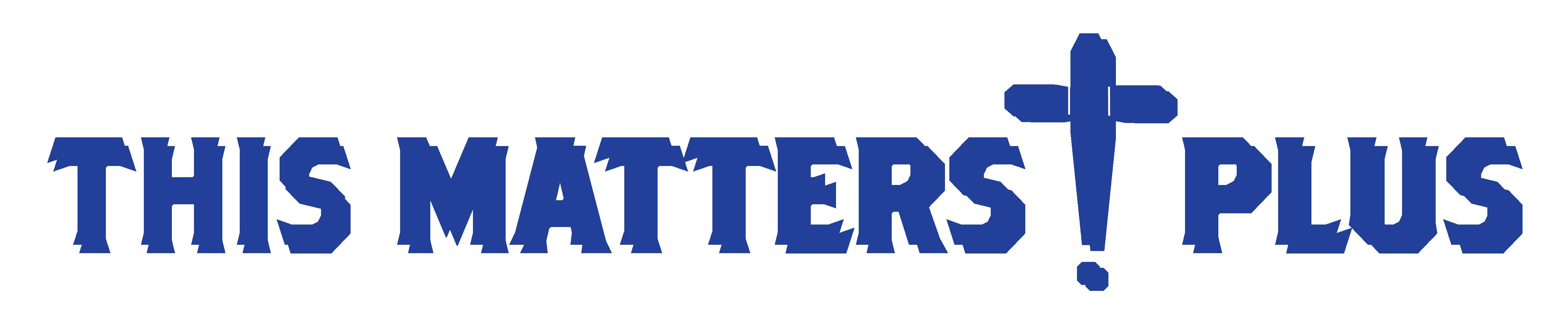 This Matters! Plus logo-01
